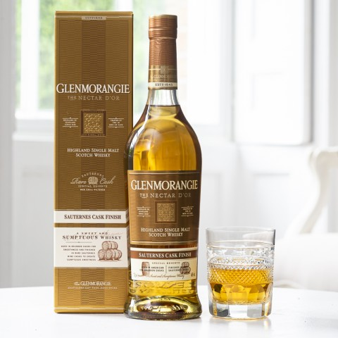 Glenmorangie Nectar D'or with Giftbox