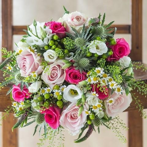 Rose Pearl & Moët Rosé
