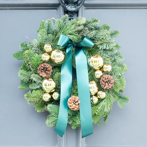 Chelsea Fresh Wreath