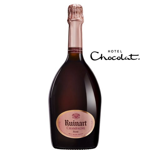 Champagne Ruinart Rosé and Chocolates