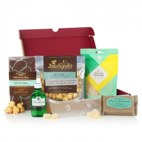 Letterbox Gin Gift Set