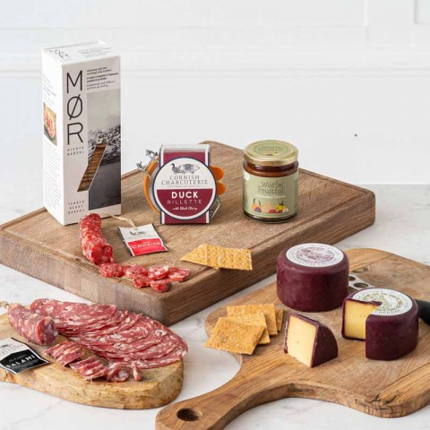 Charcuterie, Cheese and Chutney Gourmet Hamper