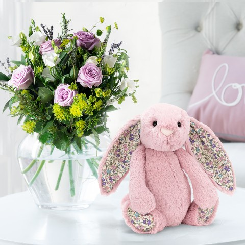 Scented Lavender & Jellycat® Blossom Bunny