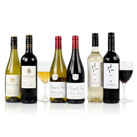 Six Wines in a Box
