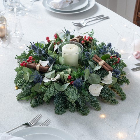 Winter Forest Table Centre