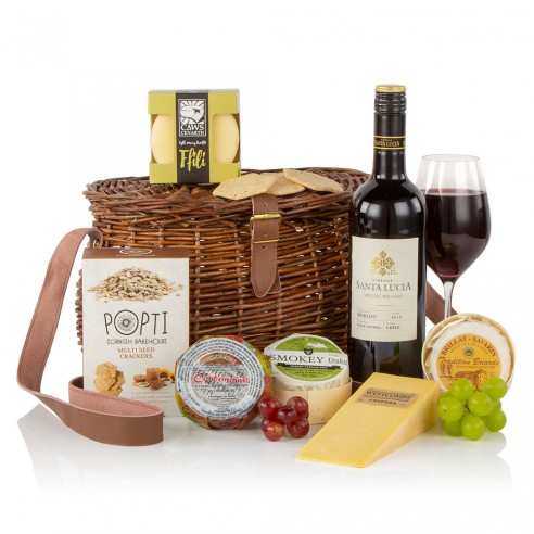 Luxury Cheese Basket