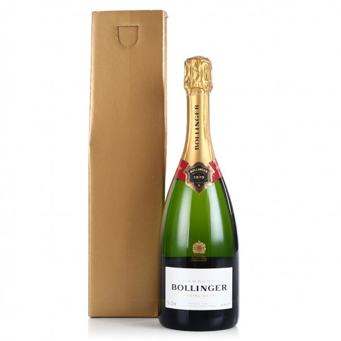 Bottle of Bollinger