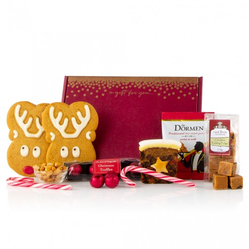 Chocolate Lovers Letterbox Gift