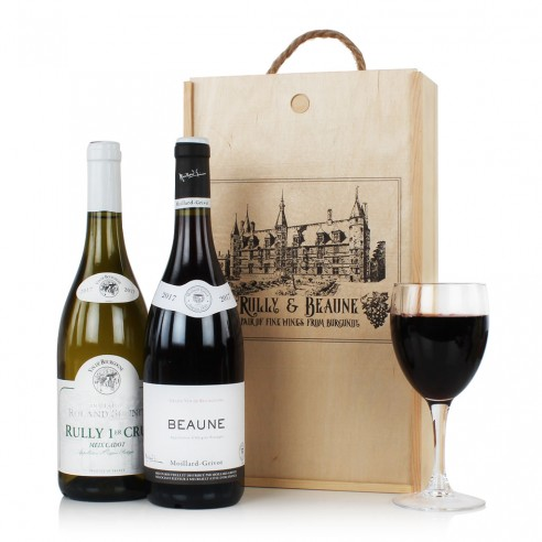Duo of Rully & Beaune Wines