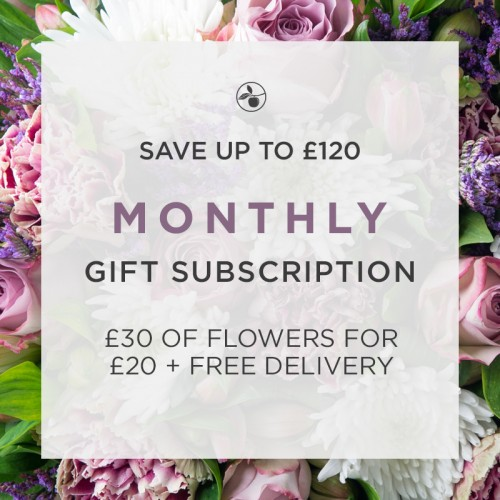 Monthly Gift Subscription