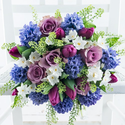 Spring Flowers Spring Flower Bouquets Delivered Uk Appleyard London