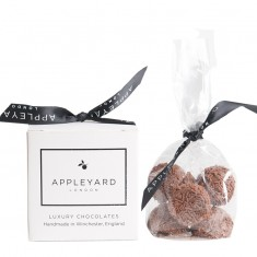 Simply Pink Rose & Lily With 6 Appleyard Mixed Truffles