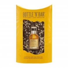 Bottle 'N' Bar With Whisky