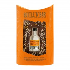 Bottle 'N' Bar With Orange Gin