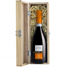 Dal Bello Prosecco in wooden box