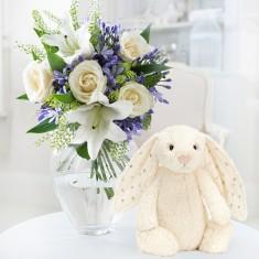 Bluebelle & Twinkle Jellycat® Bunny