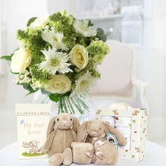 Purity & Jellycat® New Baby Gift Set