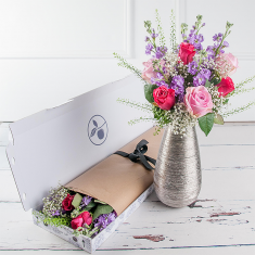 Letterbox Scented Stocks & Roses