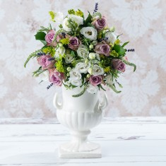 Scented Lavender & Pol Couronne