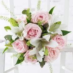 Simply Pink Rose & Ruinart Box