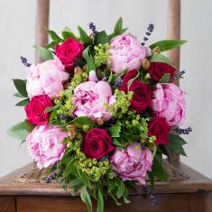 Pomegranate Rose & Peony