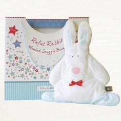 Scented Lavender & Boy Snuggle Bunny