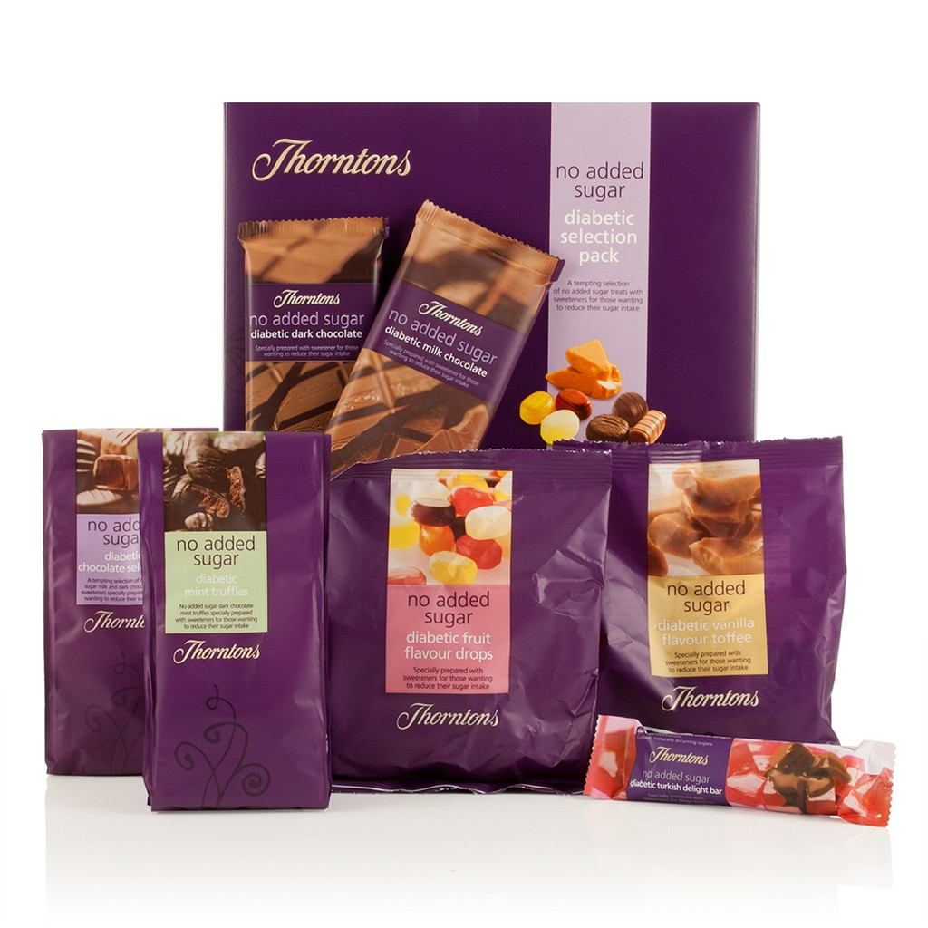 Thorntons Diabetic Selection Pack