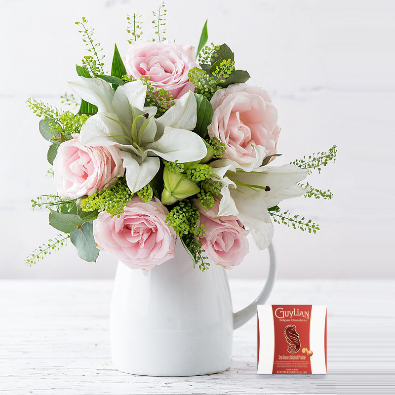 Scented Lily & Rose